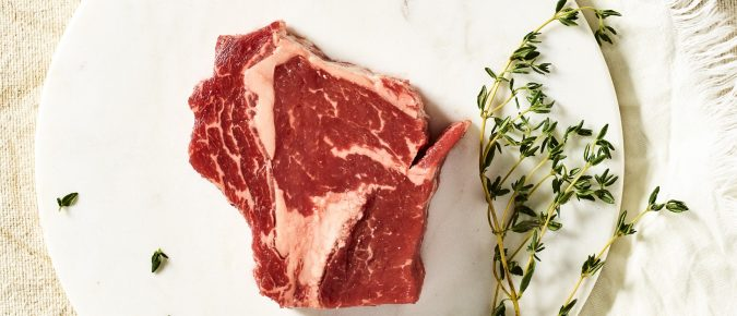 How much meat should a beef animal yield?